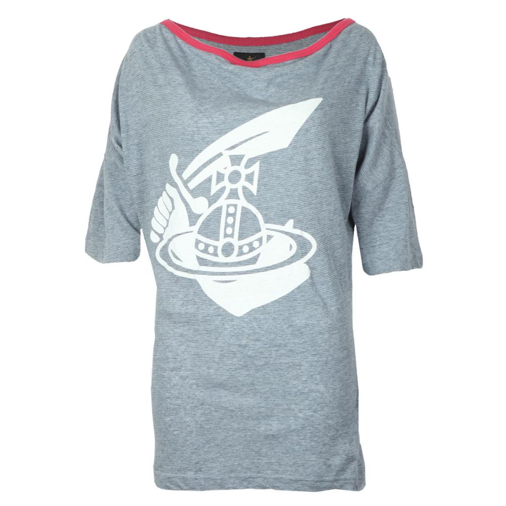 Arm & Cutlass Print Middling T Shirt
