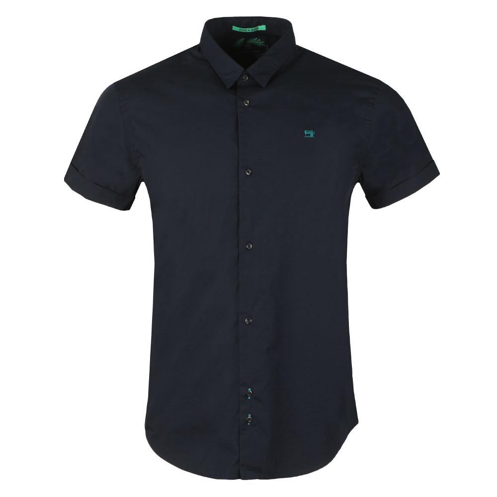 Classic Shortsleeve Poplin Shirt