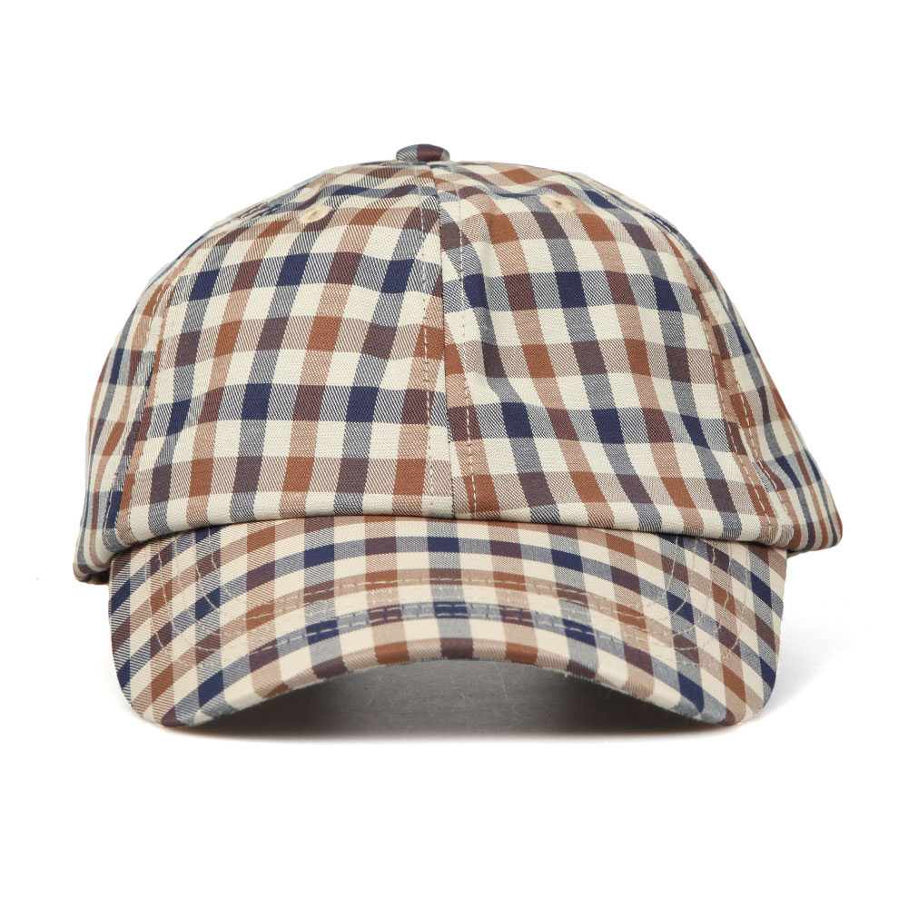 Abbott Club Check Cap