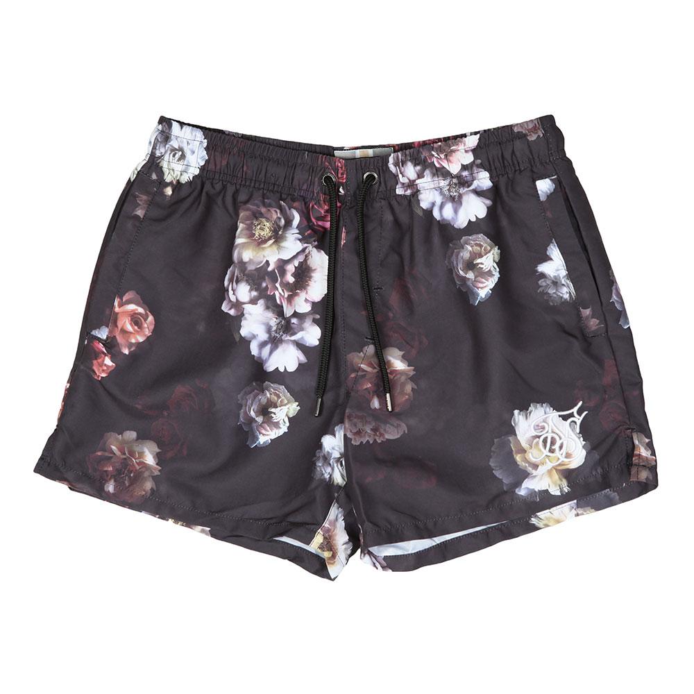 564b8e7114 Sik Silk Flower Swim Short | Masdings
