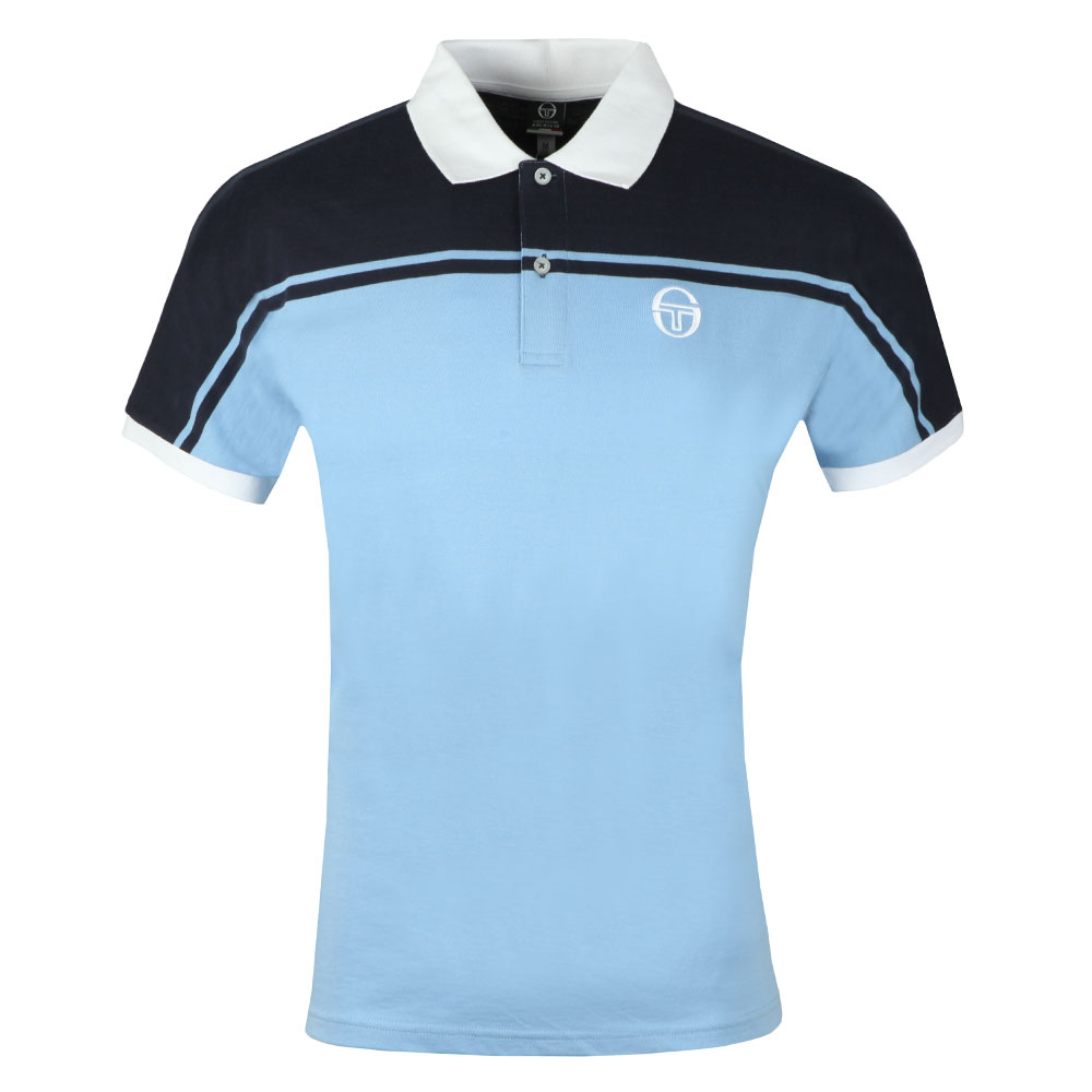 4ed81cbfa Sergio Tacchini New Young Line Polo Shirt   Masdings