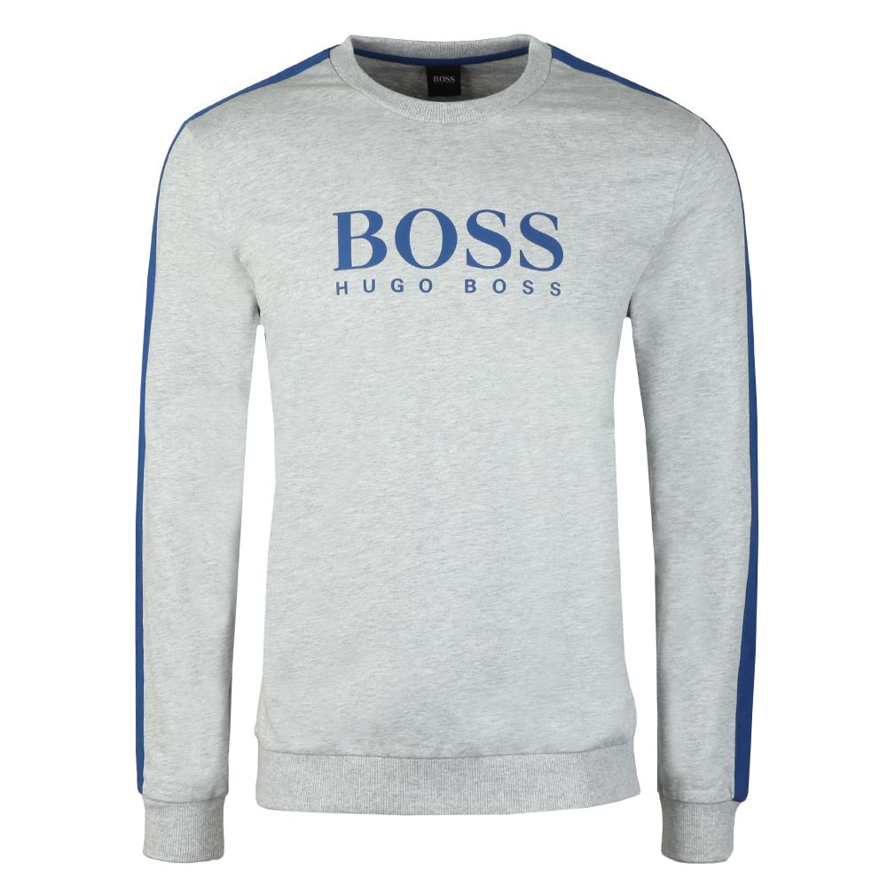 Authentic Large Logo Sweatshirt