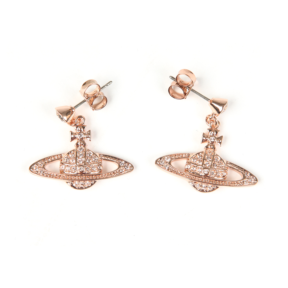 de1d8753785 Vivienne Westwood Mini Bas Relief Drop Earrings | Masdings
