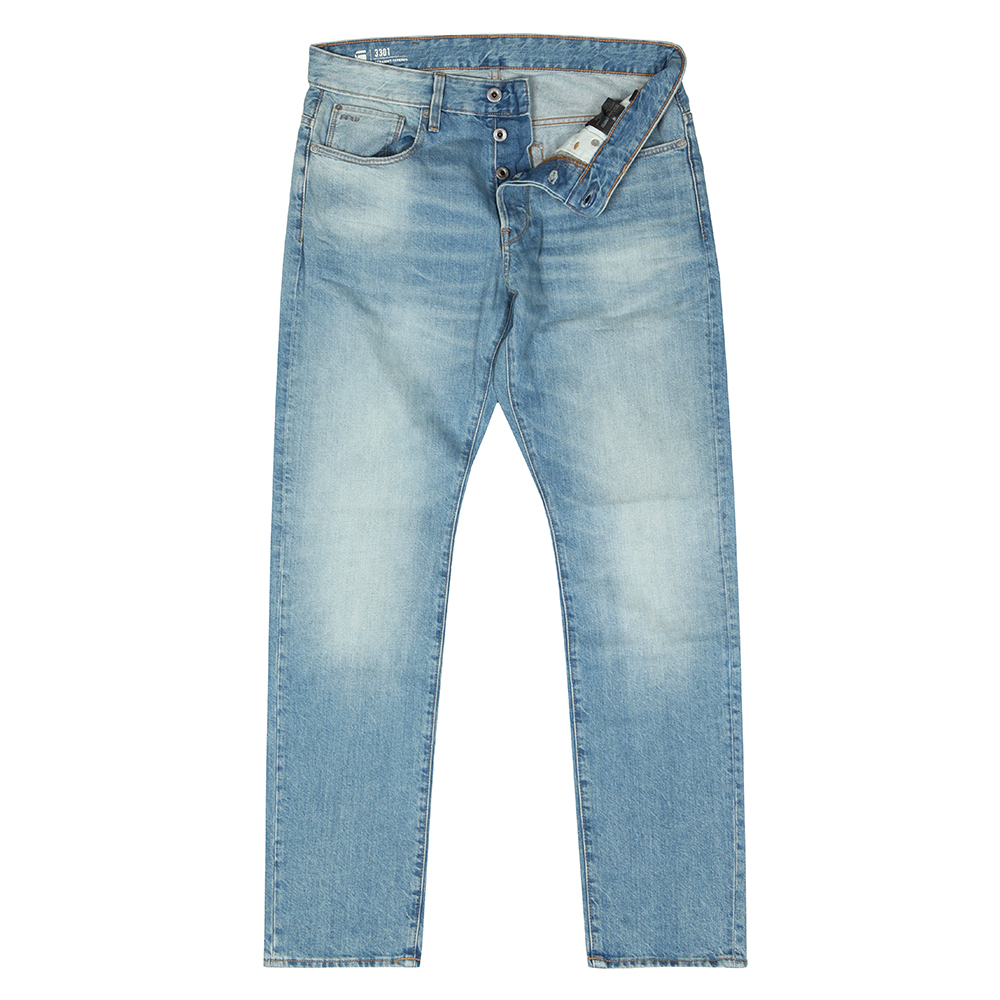 3301 Straight Tapered Jean