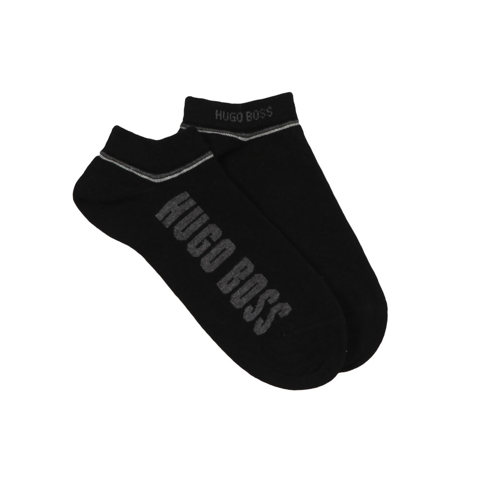 2 Pack Trainer Sock