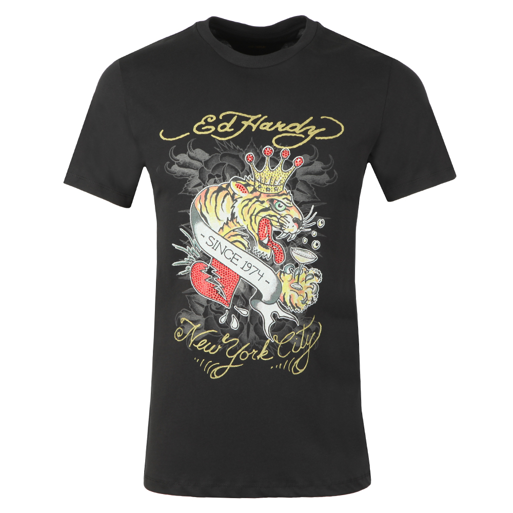 Ed Boozy Tiger T-Shirt