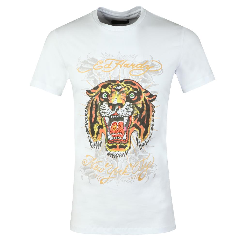 Ed Angry Tiger T-Shirt