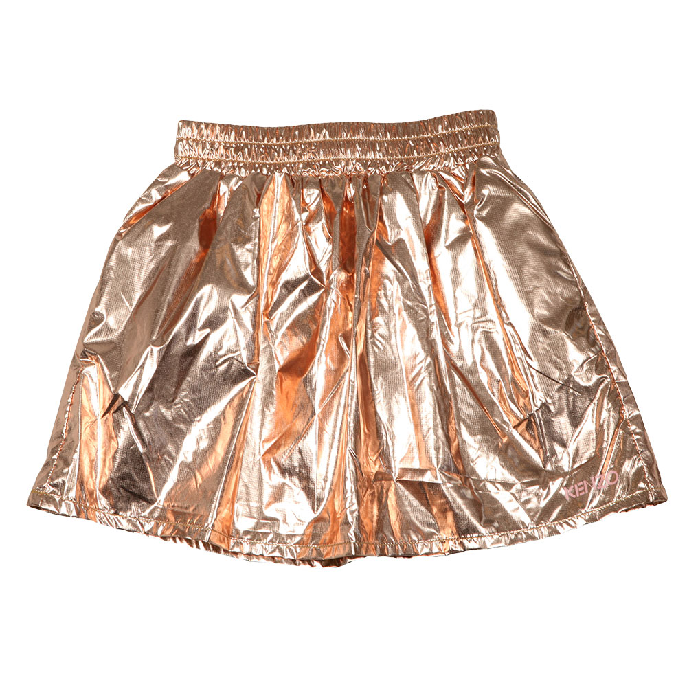 Cosmic Metallic Skirt
