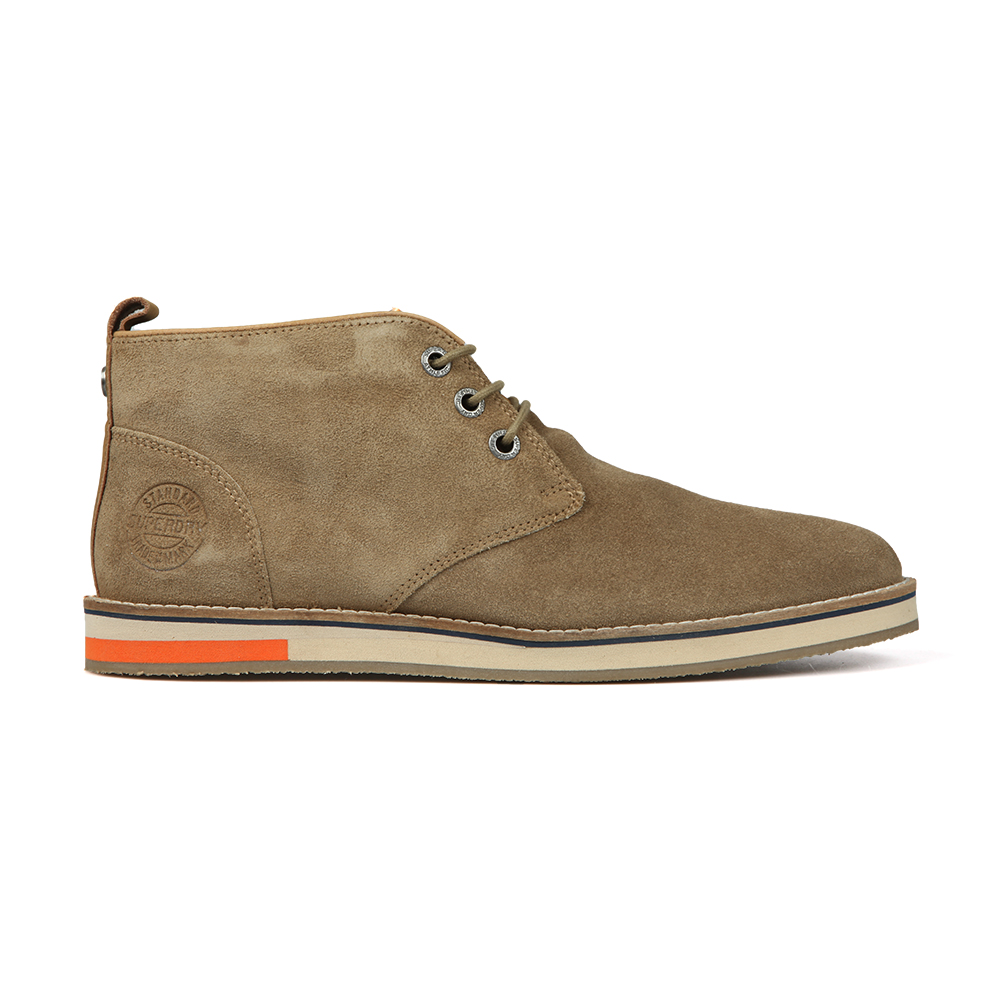 Chester Chukka Boot