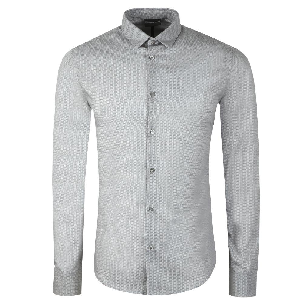 Allover Pattern Shirt