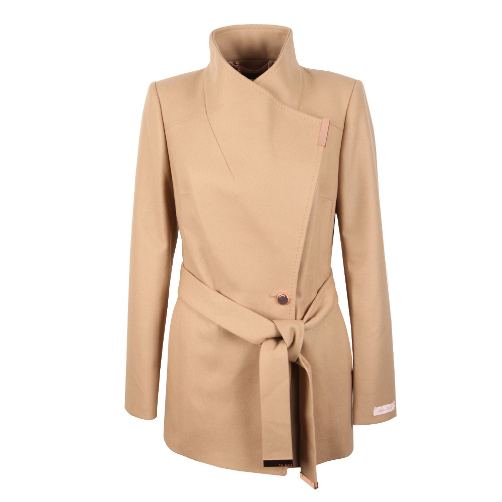 930e6323d60b Ted Baker Rytaa Short Wool Wrap Coat