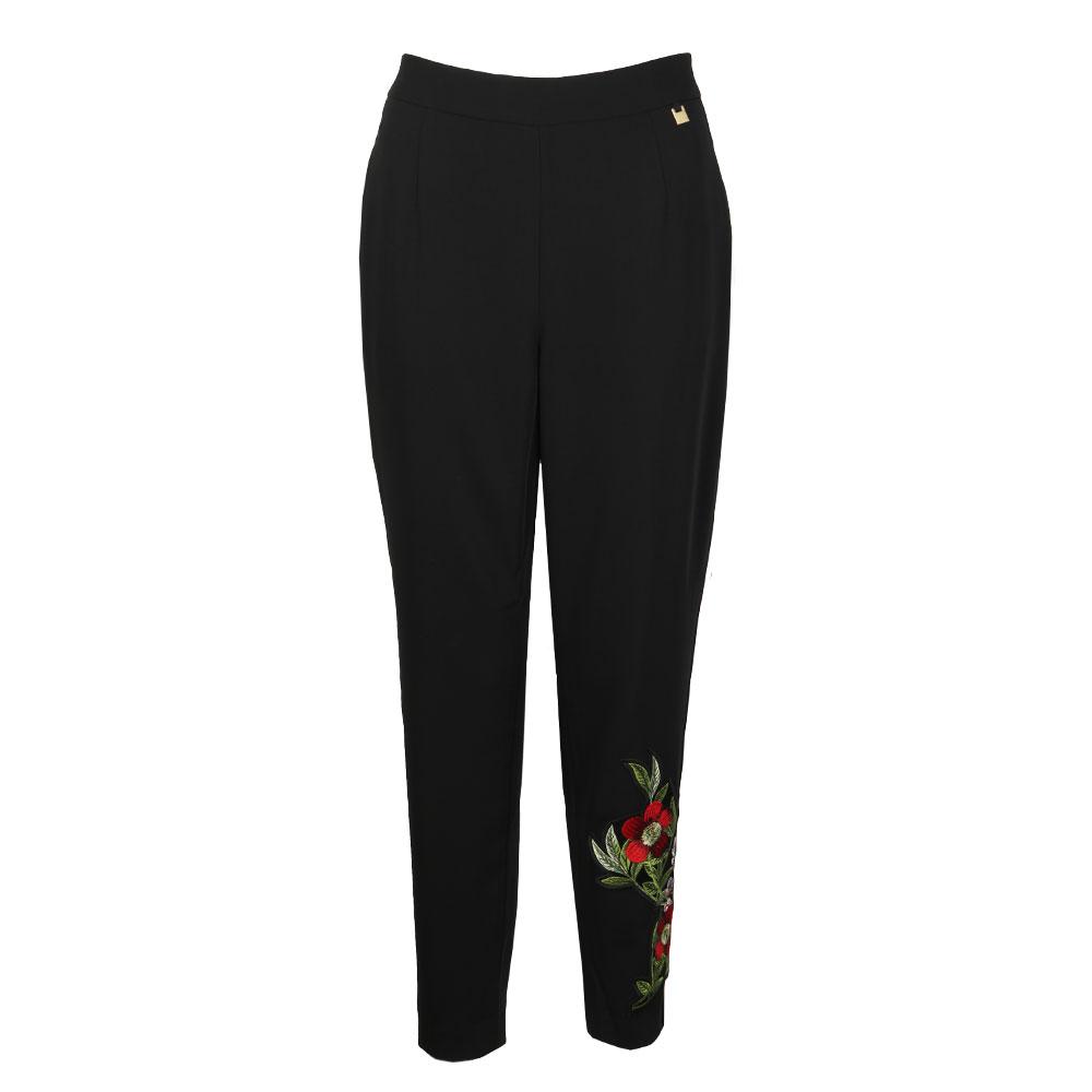 Madlyne Floral Detailing Trouser