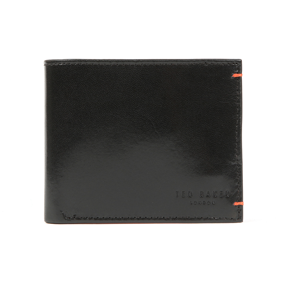 Logans Nubuck Internals Bifold Wallet