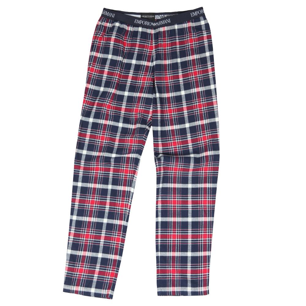 Check Pyjama Trouser