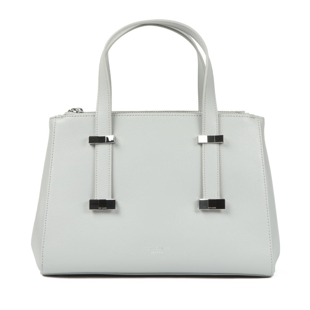 Alyssaa Bow Adjustable Handle Small Tote Bag