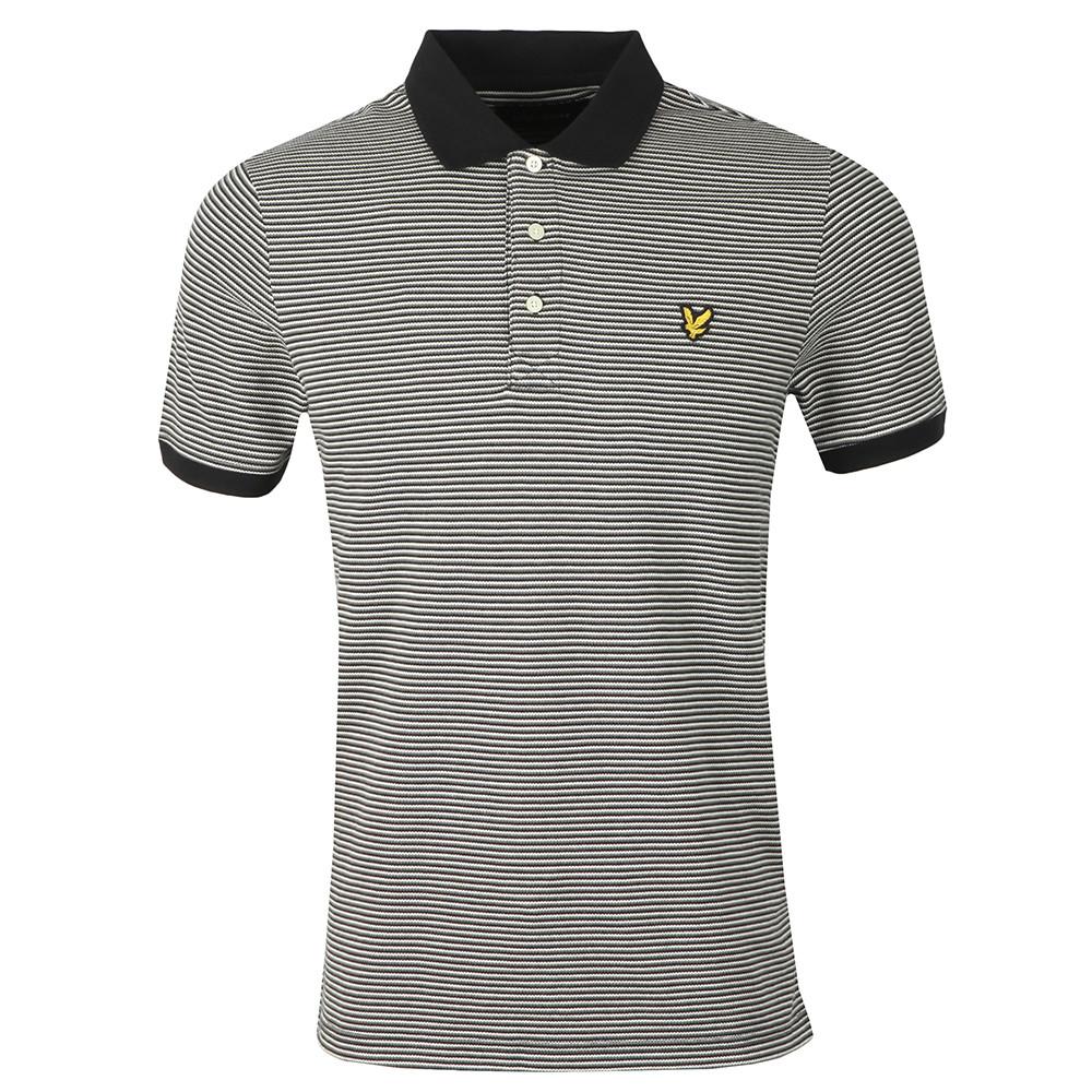 Feeder Stripe Polo Shirt