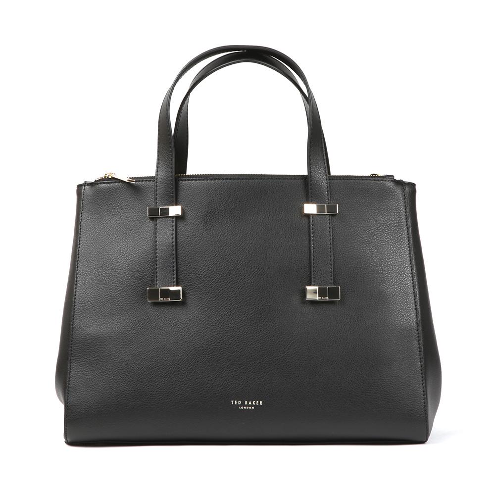 Alexiis Bow Adjustable Handle Large Tote Bag