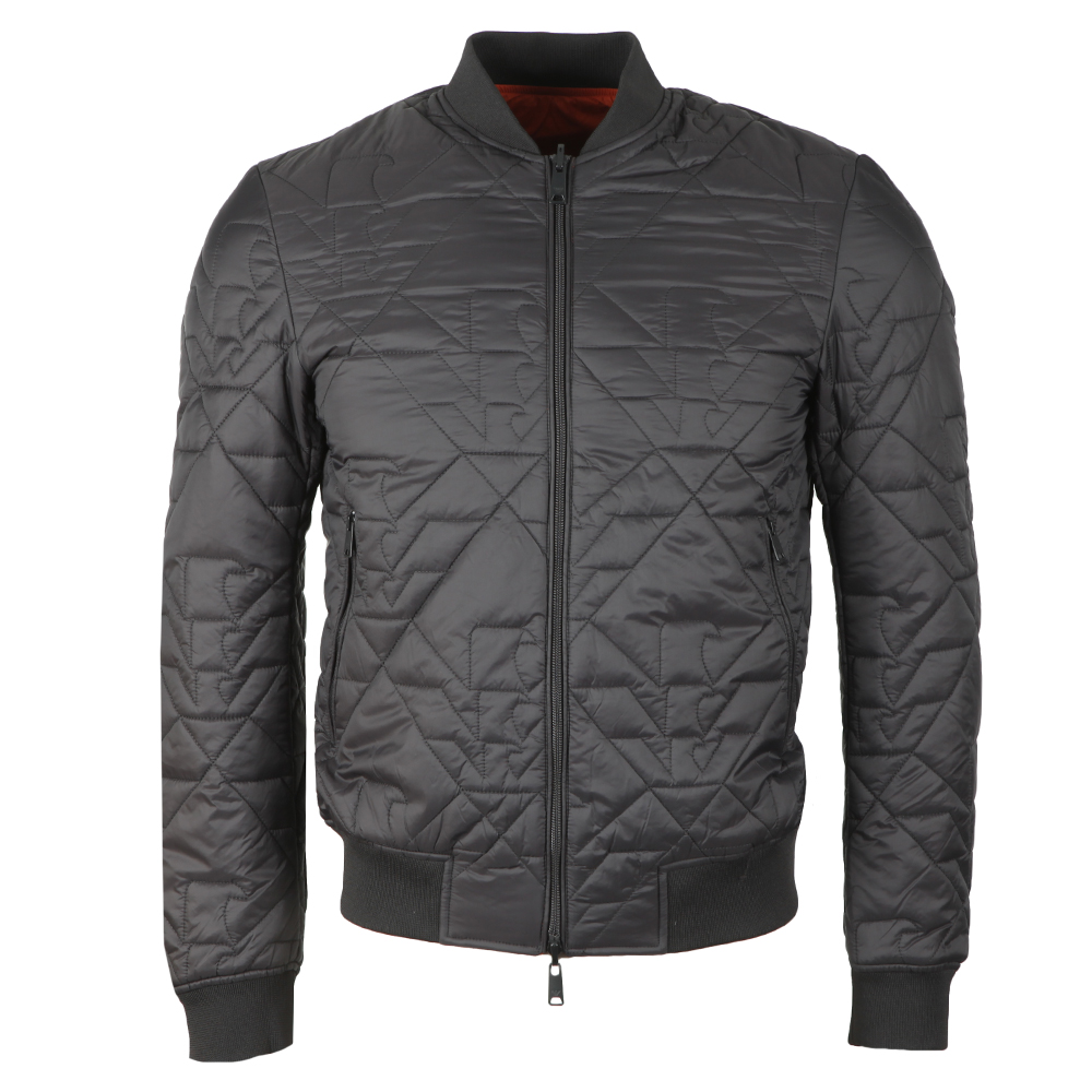 6Z1B96 Eagle Quilted Jacket