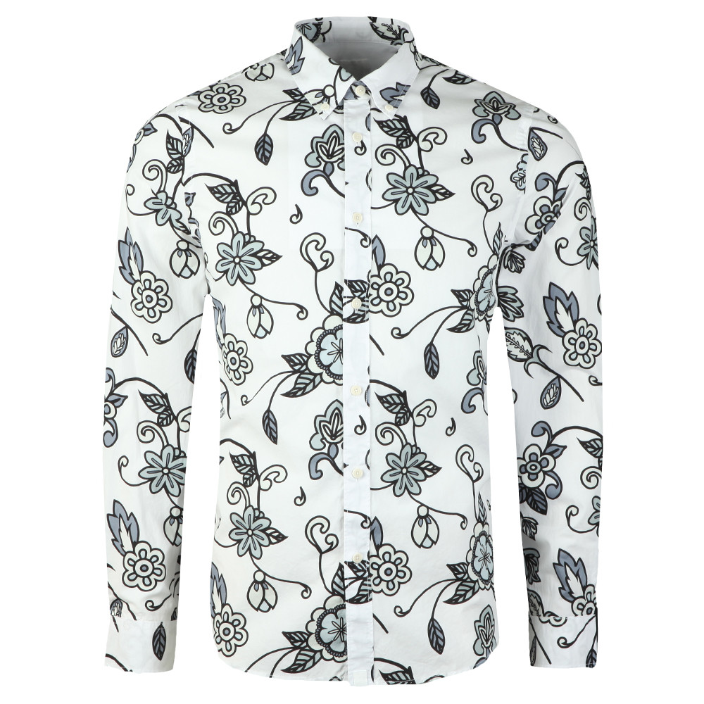 Beatles Prudence Print Shirt