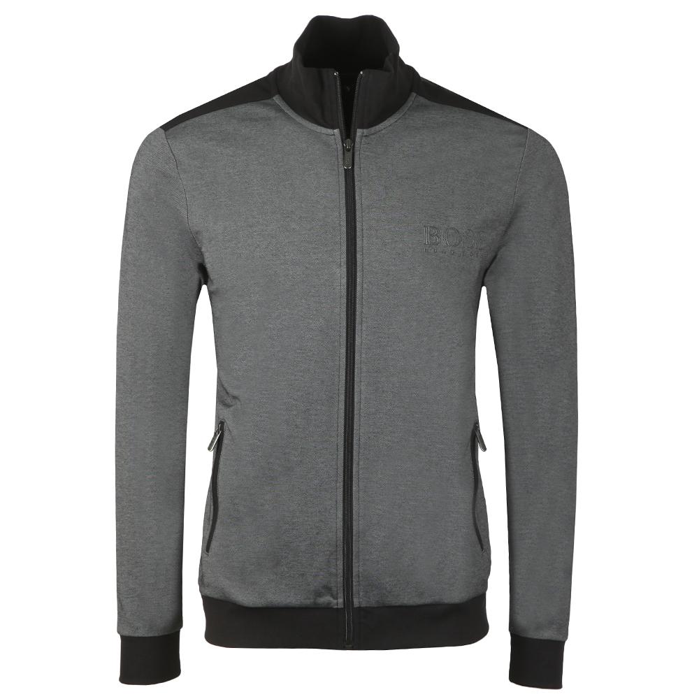 Full Zip Contrast Track Jacket