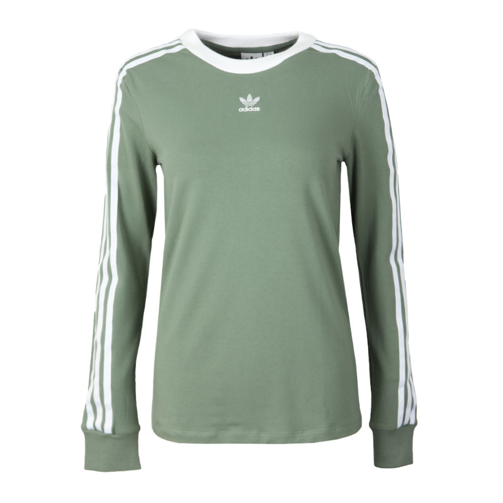 3 Stripes Long Sleeve T Shirt