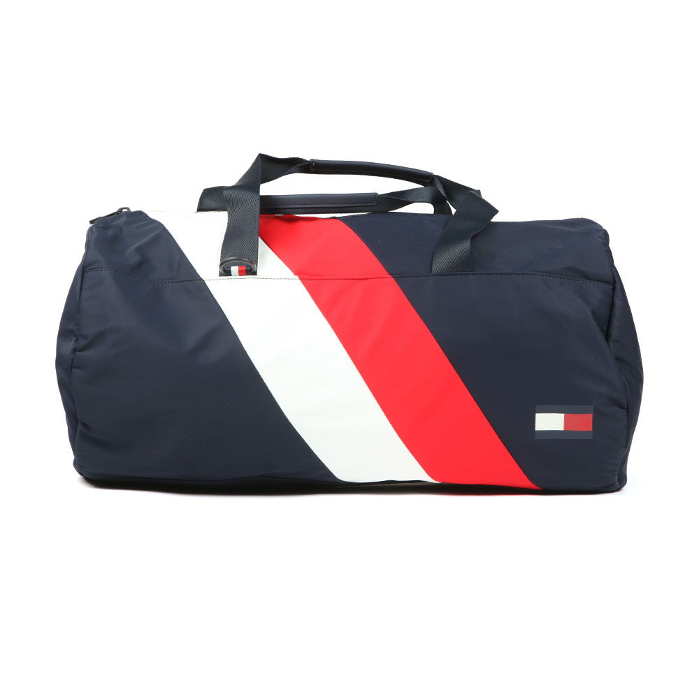 Tommy Hilfiger Duffel Chevron Bag  69e5c65cd44cb