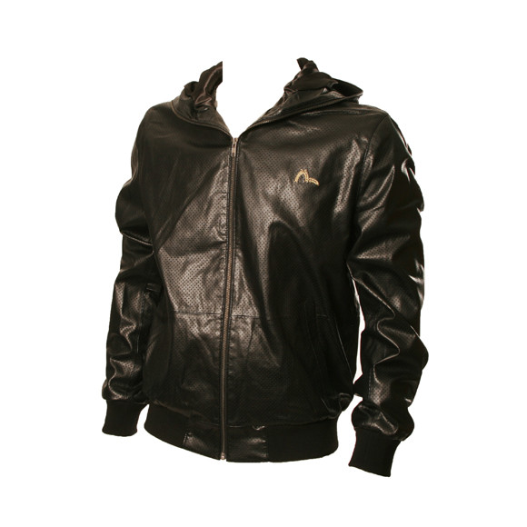 acfe1c3cce8a Cheap clothing stores » Evisu leather jacket