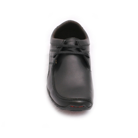 Base London Mens Black Base London Black Spring Shoe main image