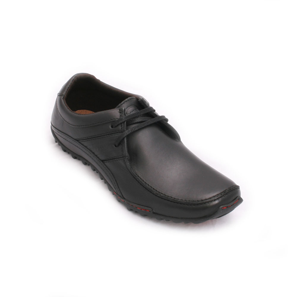 Base London Black Spring Shoe main image