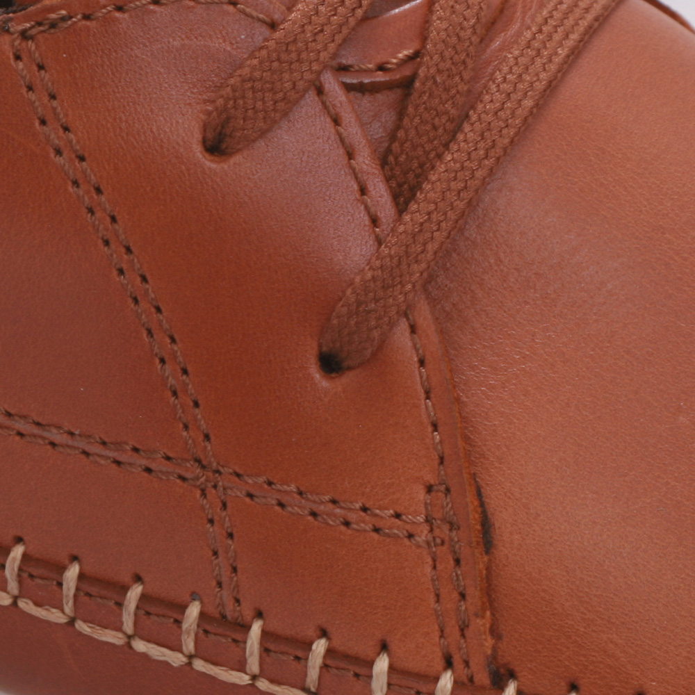 Base London Cave Tan Shoe main image