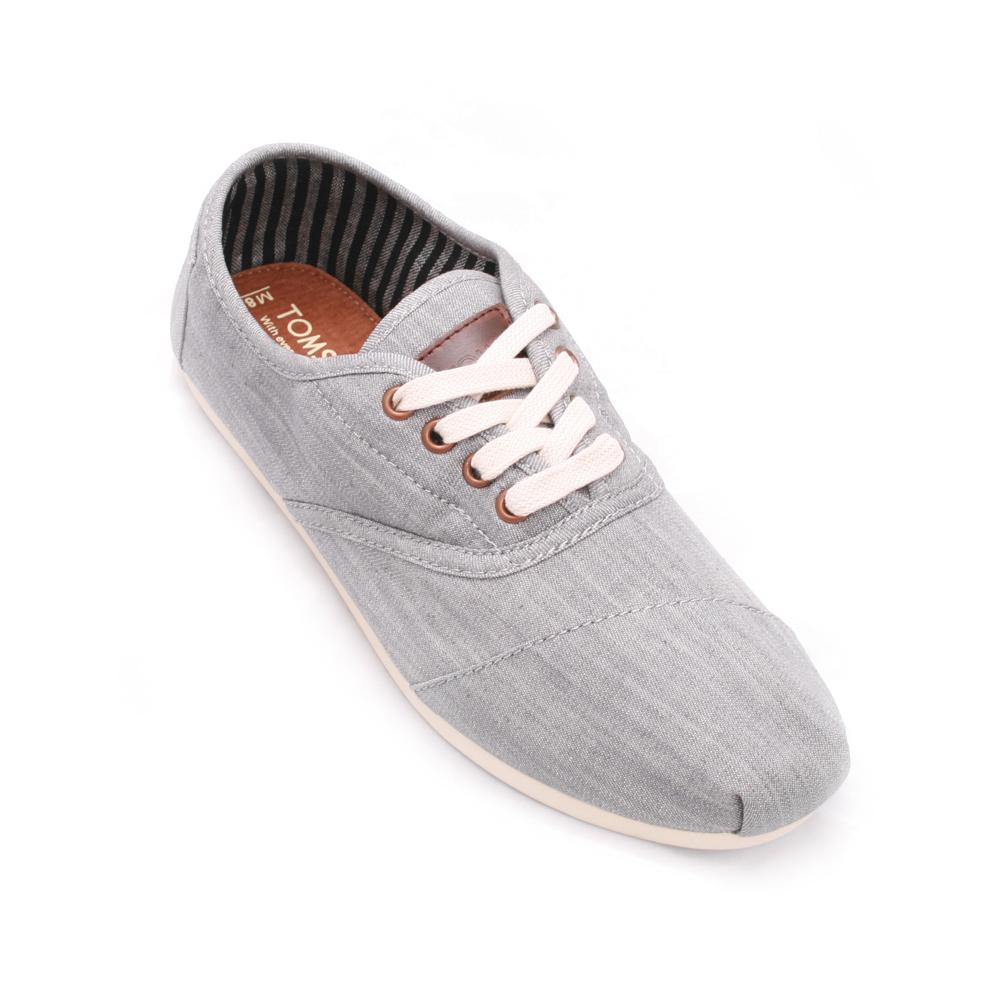 Toms Grey Cordones Lace Up main image