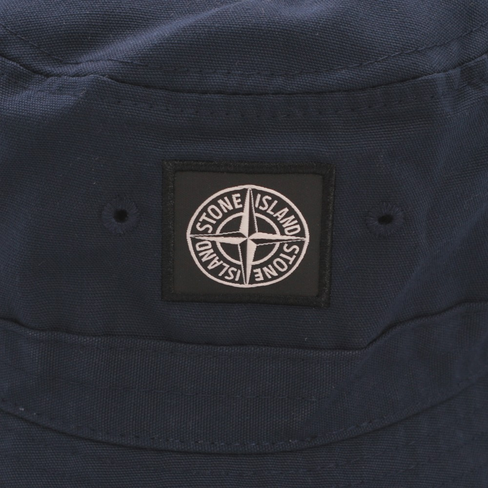 Stone Island Navy Bucket Hat main image