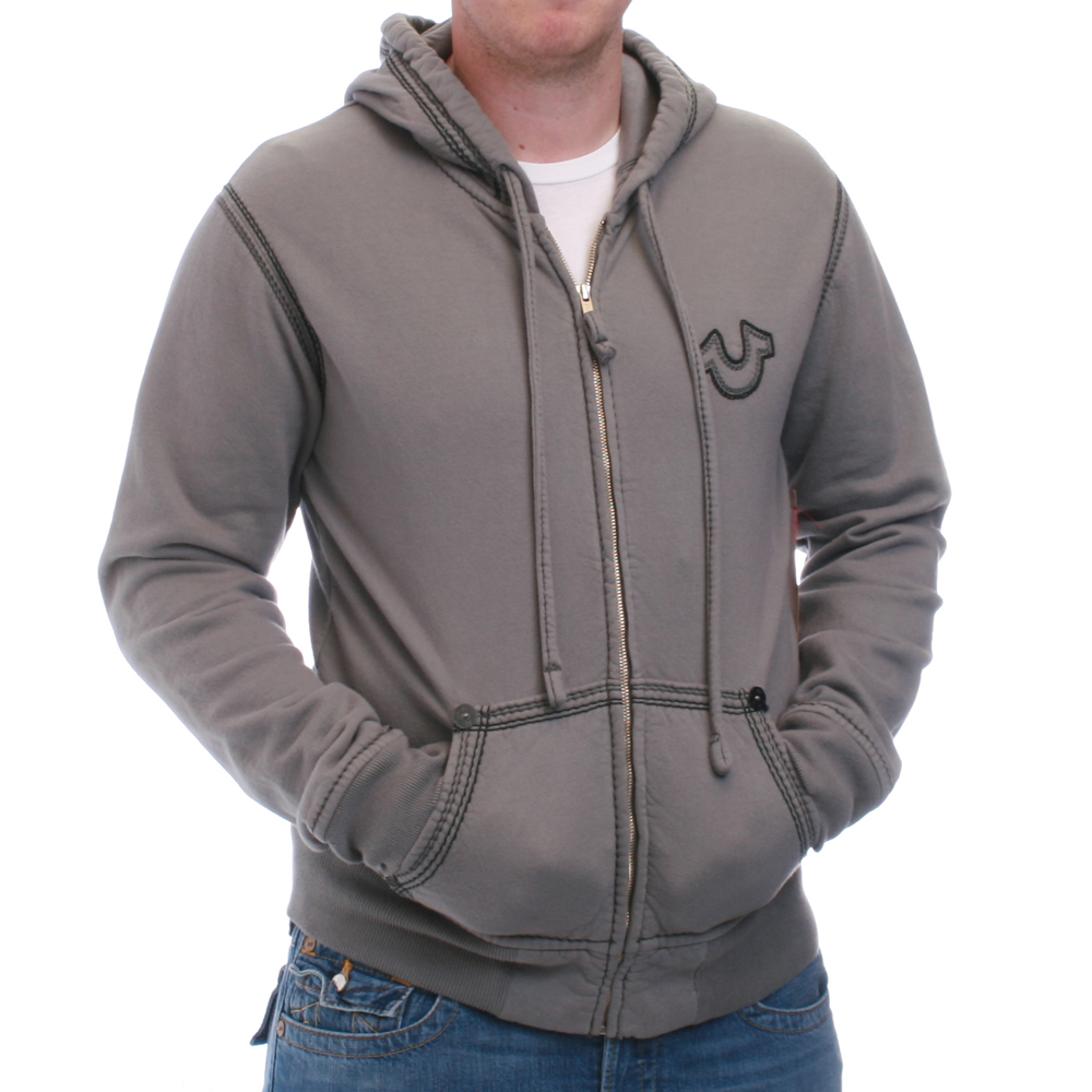 True religion mens hoodie