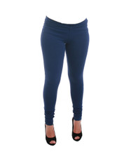 ICHI Night Blue Leggings 1146-005062