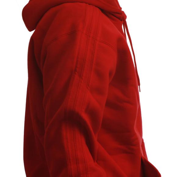 Adidas Hoodie Mens Mens Red