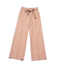 Ted Baker Beige Frona High Waisted Belted Trouser