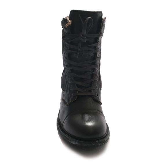 Diesel Mens Black Diesel Black FU-LL Worker Boot main image