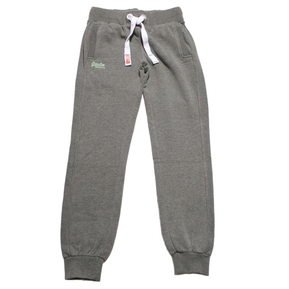 Original Brave Soul Women39s Cuffed Sweatpant Joggers  Light Grey Marl