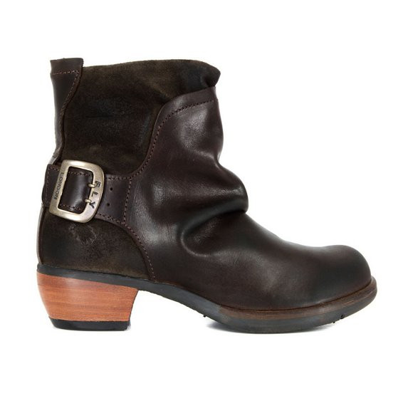 Fly Womens Brown Fly Mel Boot - Dark Brown main image