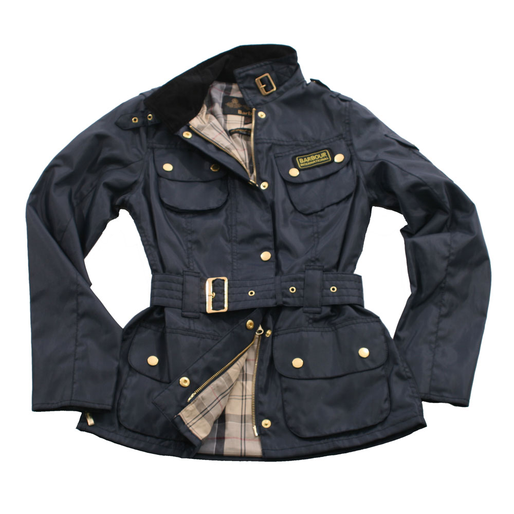 barbour international jacket womens navy sale   OFF65% Discounted 7681388ea196