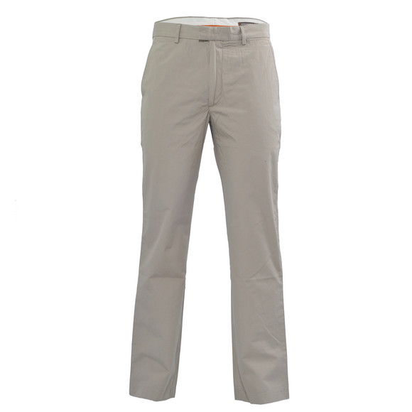 Dockers Mens Green Dockers Khaki D1 Slim Client Trouser main image