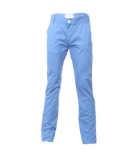 Bellfield Light Blue 5 Pocket Chino