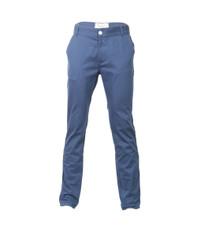 Bellfield Dark Blue 5 Pocket Chino