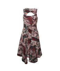 Firetrap India Printed Dress - Poppy