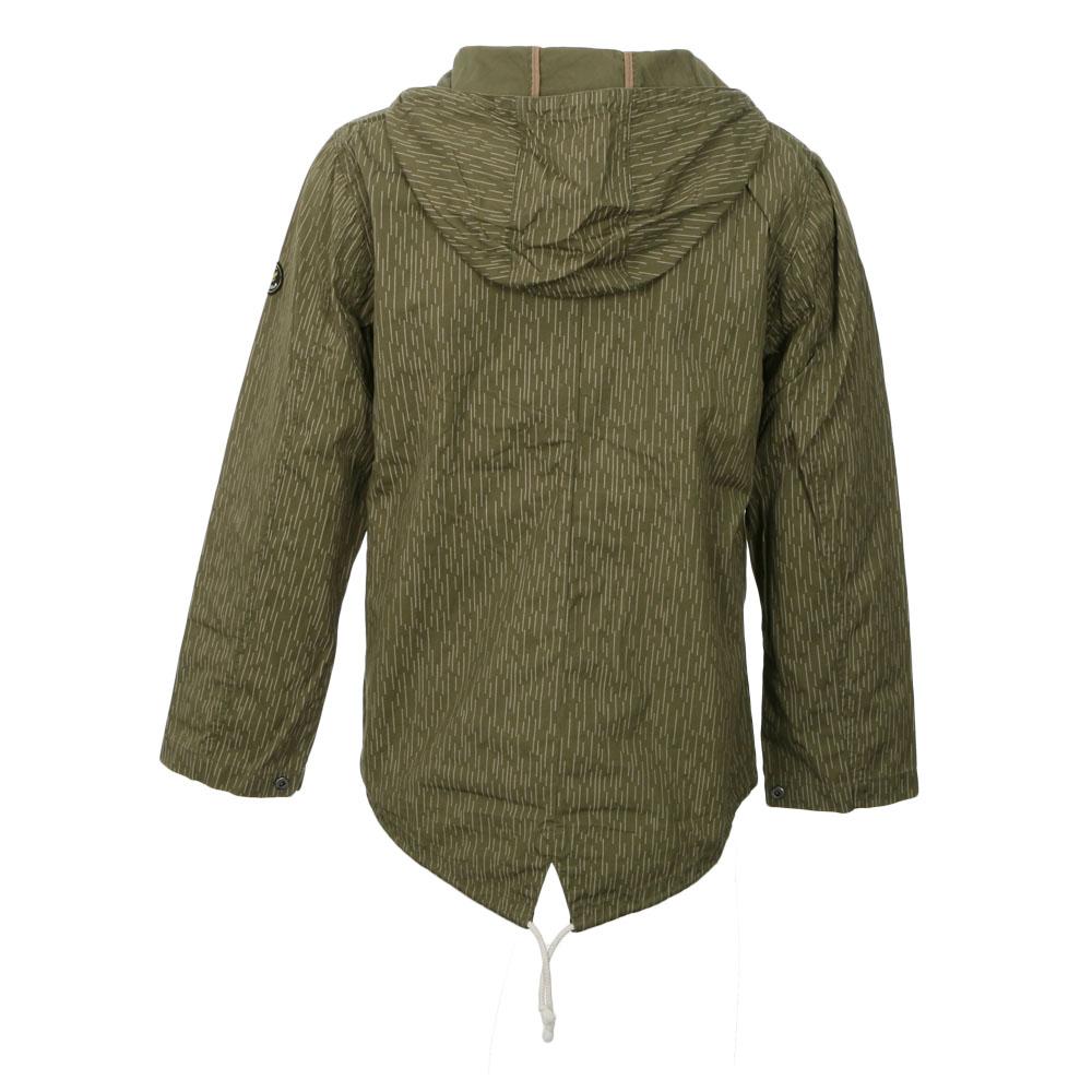 lyle and scott lyle scott olive drab camo print parka jacket masdings. Black Bedroom Furniture Sets. Home Design Ideas