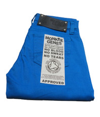 Monkee Genes Super Skinny J - Bright Blue