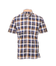 French Connection 52AW7 Check Shirt SS