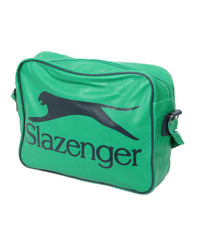 Slazenger Logo Shoulder Bag 