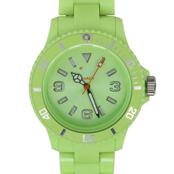 Ice-Watch Unisex Green Classic Fluo Watch main image