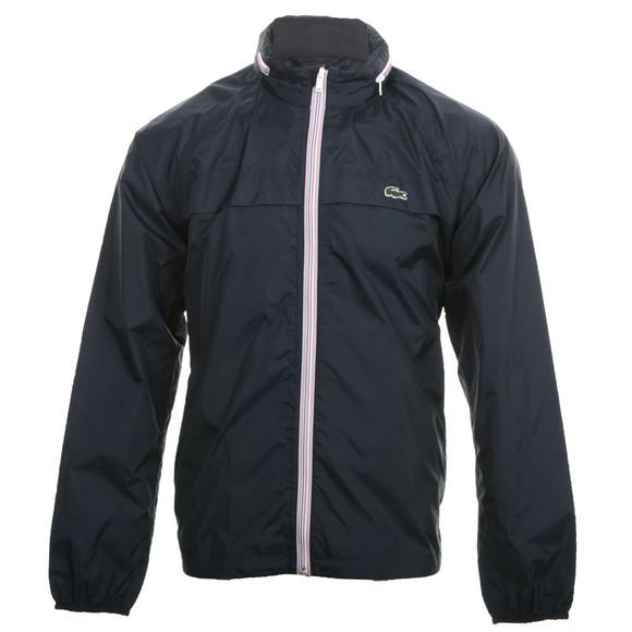 lacoste live lacoste l ve bh0893 windbreaker jacket oxygen clothing. Black Bedroom Furniture Sets. Home Design Ideas